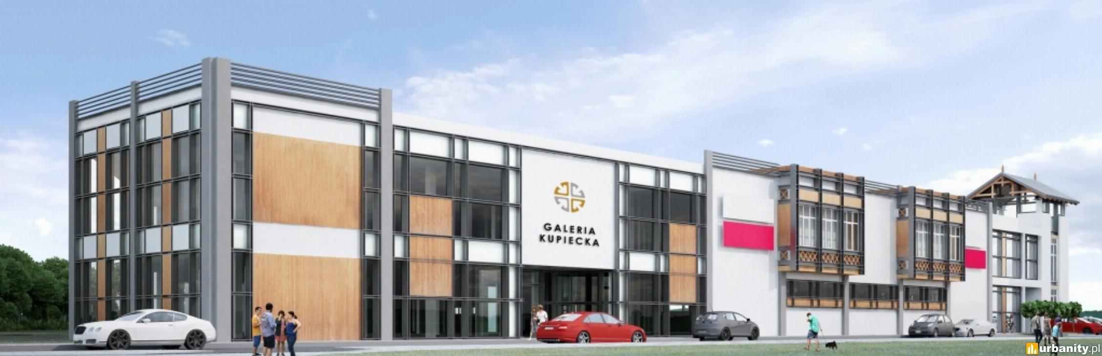 Jesienią 2019 roku otwarcie Galerii Kupieckiej w Otwocku