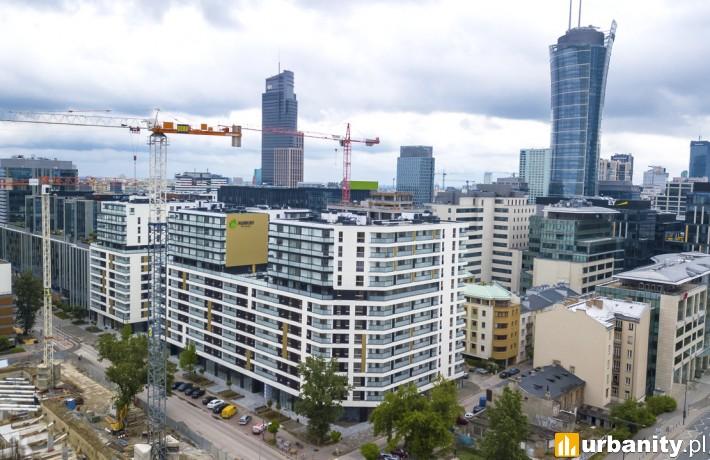 Metropoint Apartments w Warszawie