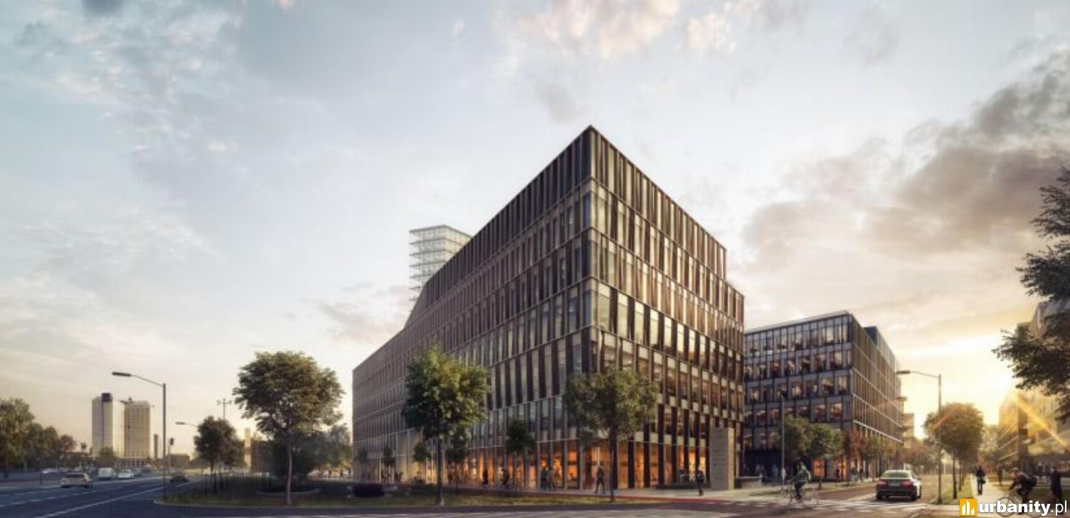 W Poznaniu powstaje najwięcej biur od dekady