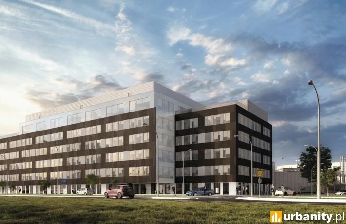 Tak wyglądał będzie biurowiec West Link we Wrocławiu