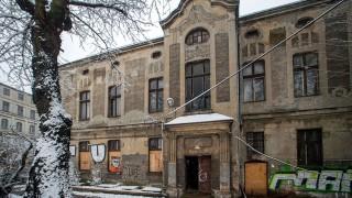 Zachodnia 76 w Łodzi przed remontem (fot. Łódź.pl)