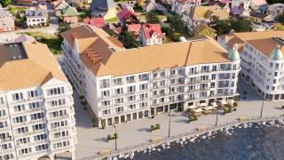 Rusza budowa drugiego apartamentowca Marina Royale w Darłówku
