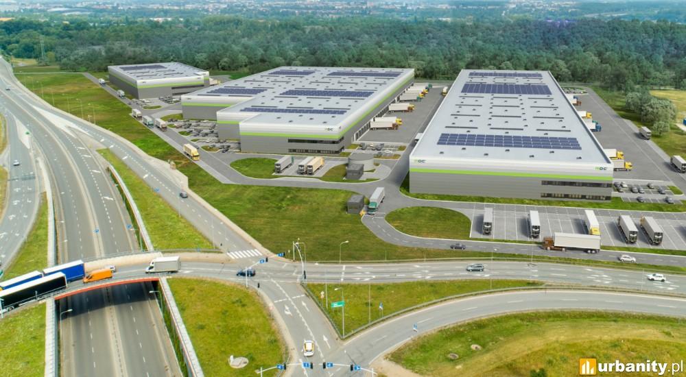 W Gliwicach powstanie duże centrum magazynowo-logistyczne