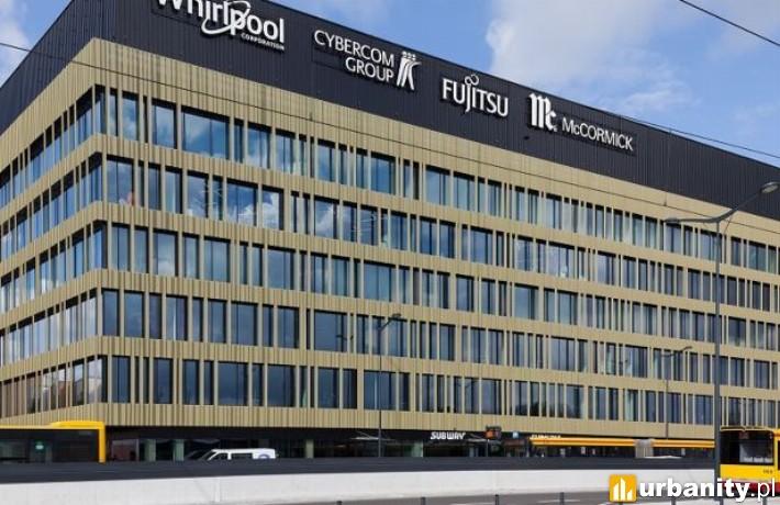 Biurowiec Nowa Fabryczna w Łodzi
