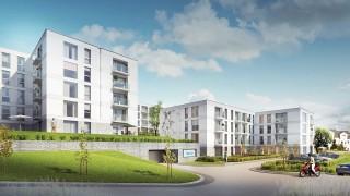 Inpro realizuje budowę Osiedla Azymut w Gdyni