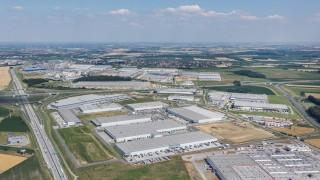 Pod Wrocławiem rozpoczęła się budowa parku logistycznego od Panattoni
