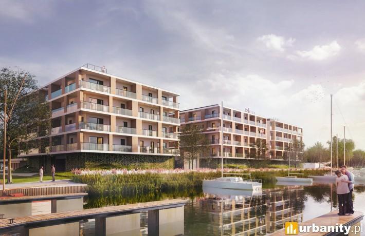 Victoria Apartments - wizualizacja