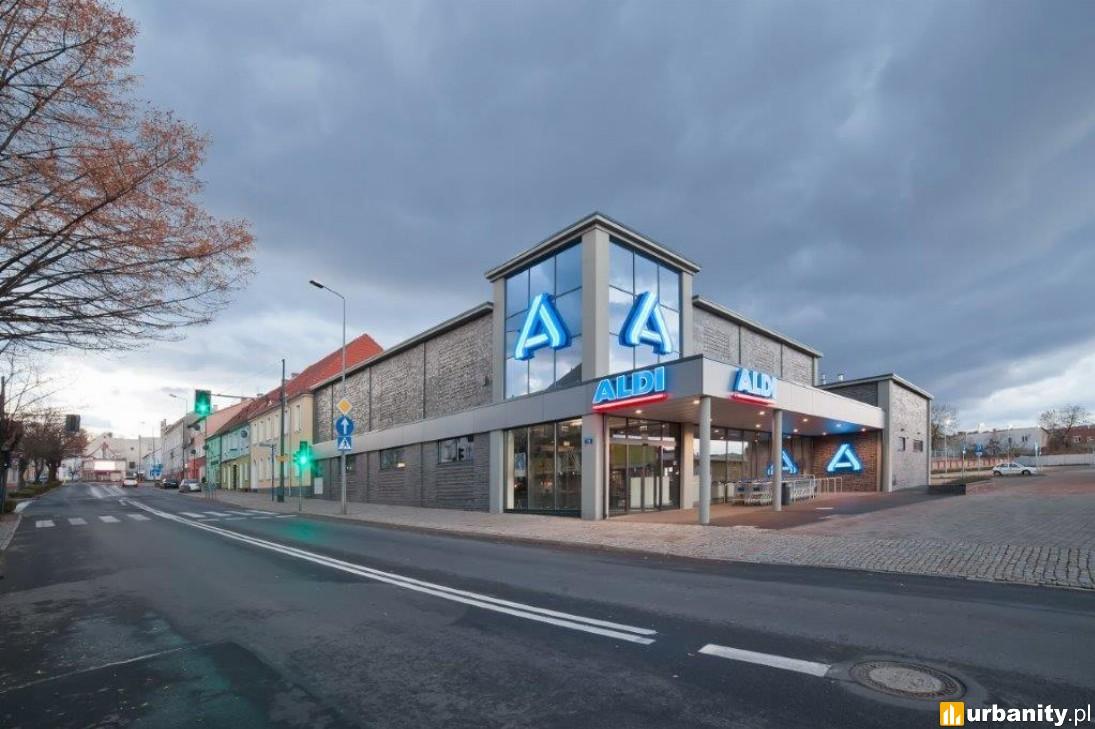Pomorze: Otwarcie pierwszego sklepu ALDI