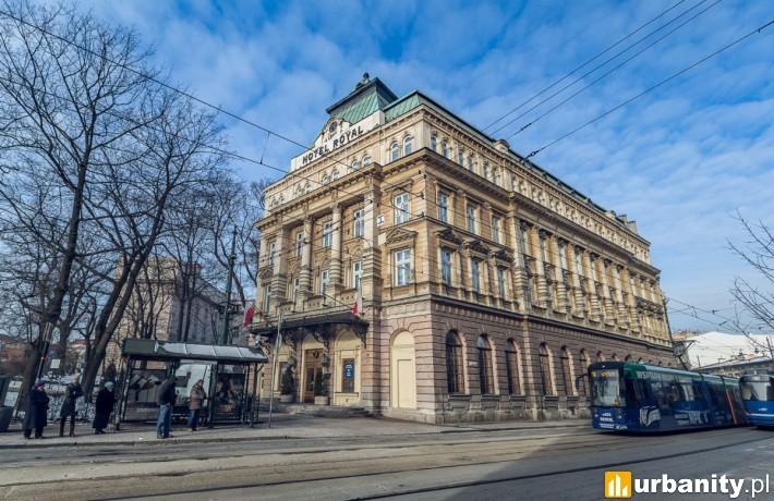 Hotel Royal w Krakowie (materiały prasowe)
