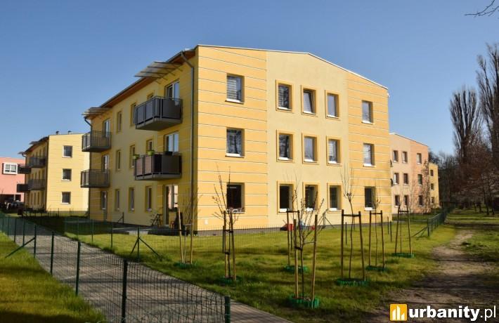 Osiedle komunalne Nad Płonią w Szczecinie (fot. szczecin.eu)