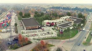 Projekt parku handlowego przy Rzgowskiej
