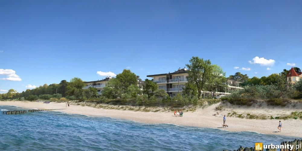Gotowe luksusowe apartamenty przy plaży w Niechorzu