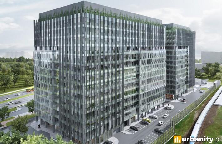 Tak wyglądały będą biurowce kompleksu West Station