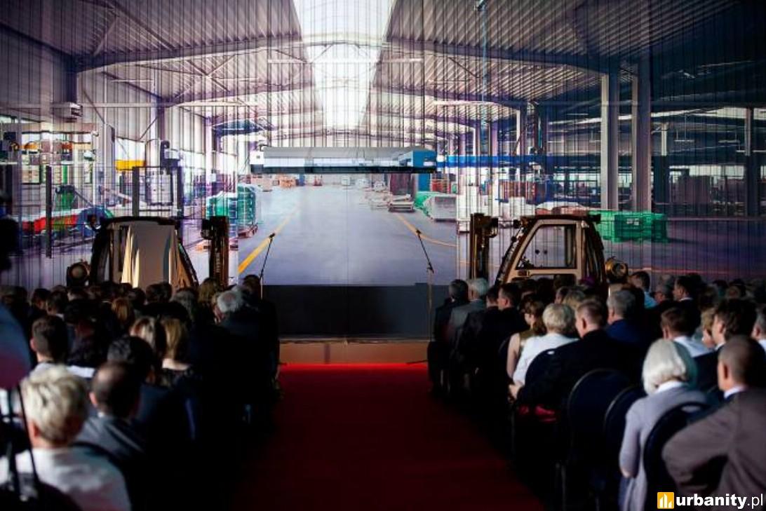 Uroczyste otwarcie zmodernizowanego Zakładu Produkcyjnego w Wielkiej Woli
