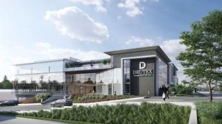 Projekt biurowca firmy Drutex w Bytowie