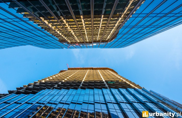Realizacja kompleksu Mennica Legacy Tower