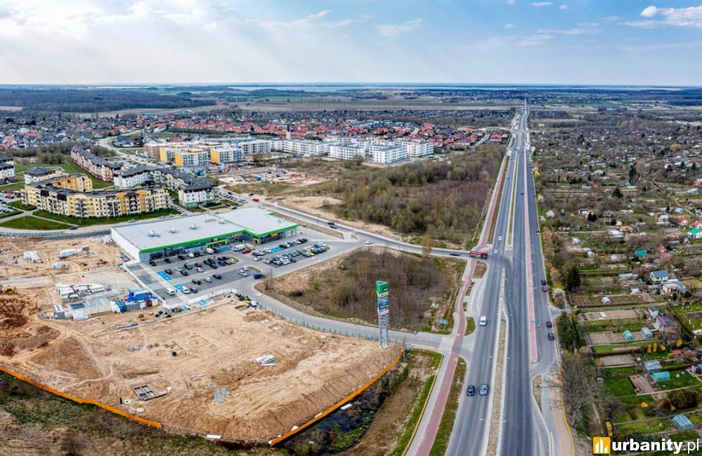 Myślibórz, Koszalin i Piekary Śląskie z inwestycją Vendo Park
