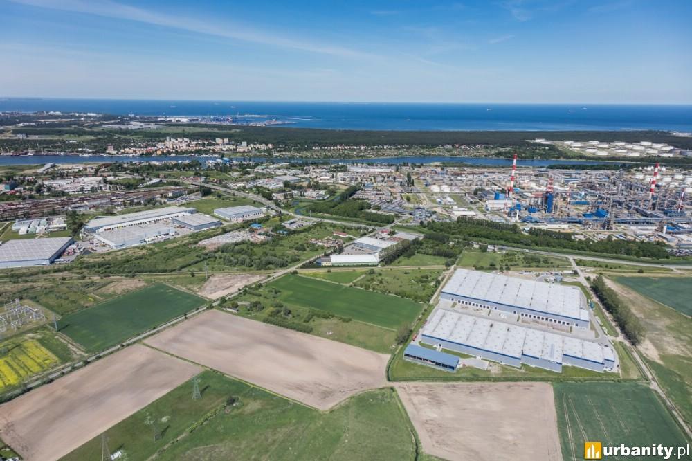 Gdańsk: Spółka z branży TSL w Panattoni Park Tricity East VI