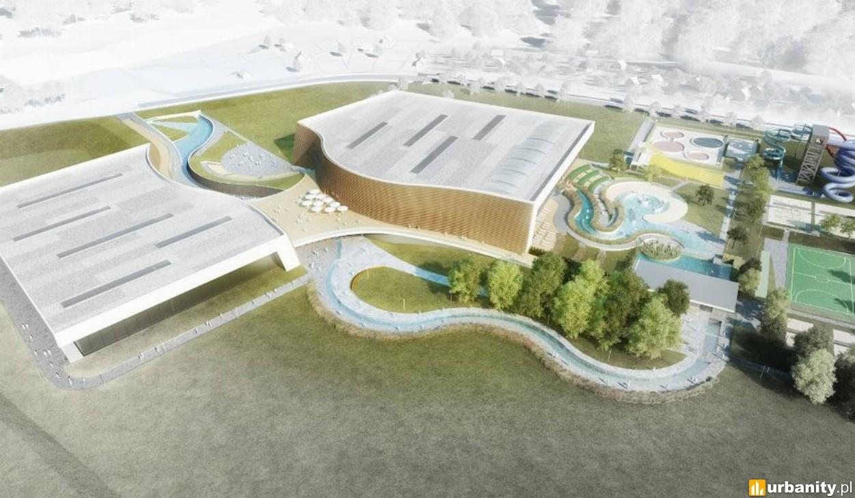Fabryka Wody - nowoczesny aquapark z pozwoleniem na budowę