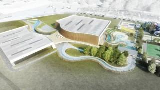 Wizualizacja szczecińskiego aquaparku