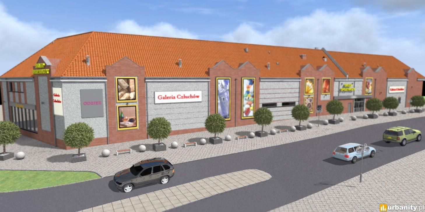 Henpol postawi centrum handlowe w Człuchowie