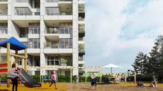 Projekt inwestycji Rozewska w Gdyni