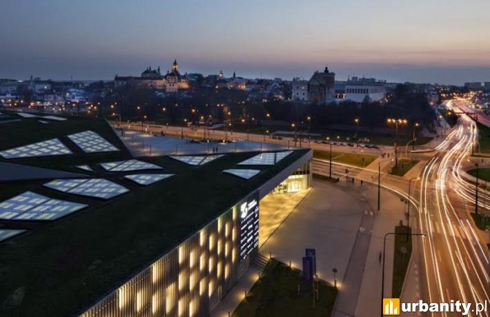 Centrum handlowo-rozrywkowe Tarasy Zamkowe w Lublinie