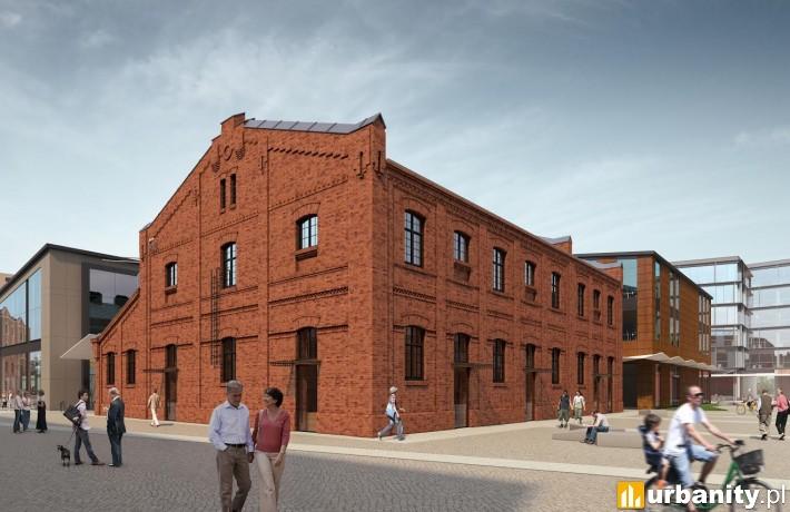 Centrum Praskie Koneser - budynek G
