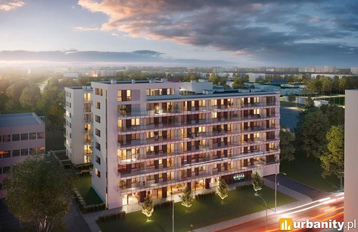 Projekt inwestycji Mińska 63 w Warszawie
