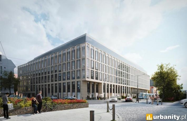 Nobilis Business House - wizualizacja