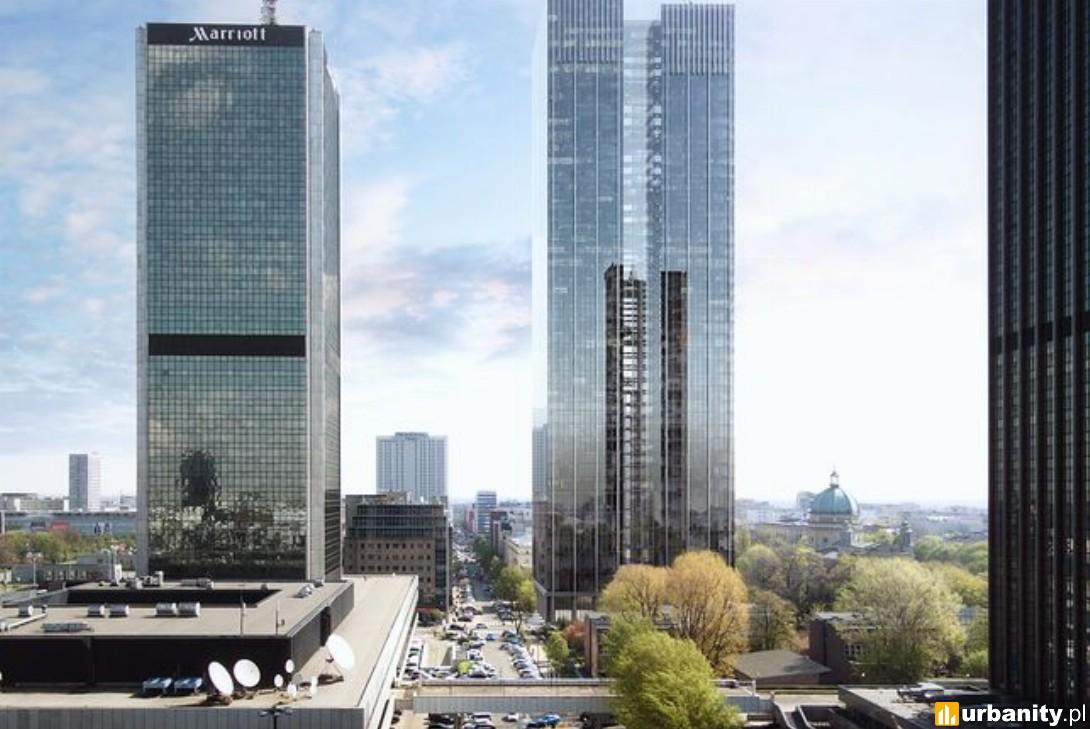 Są pieniądze na wyburzenie budynku pod budowę wieżowca Roma Tower