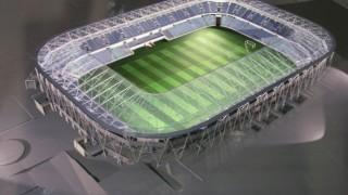 Projekt nowego stadionu piłkarskiego w Bielsku-Białej