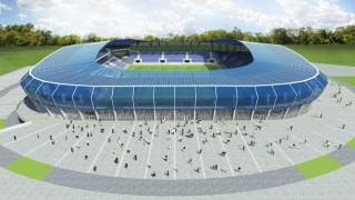 Tak prezentował się będzie nowy stadion Wisły Płock