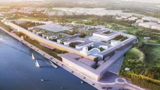 Warszawa Modlin Smart City - wizualizacja