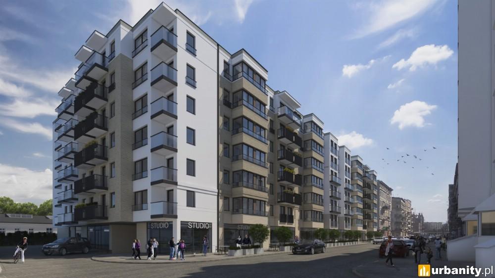 Belgowie rozpoczynają budowę na wrocławskim Nadodrzu