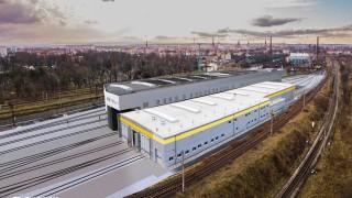 Koleje Dolnośląskie szykują budowę hali serwisowej w Legnicy