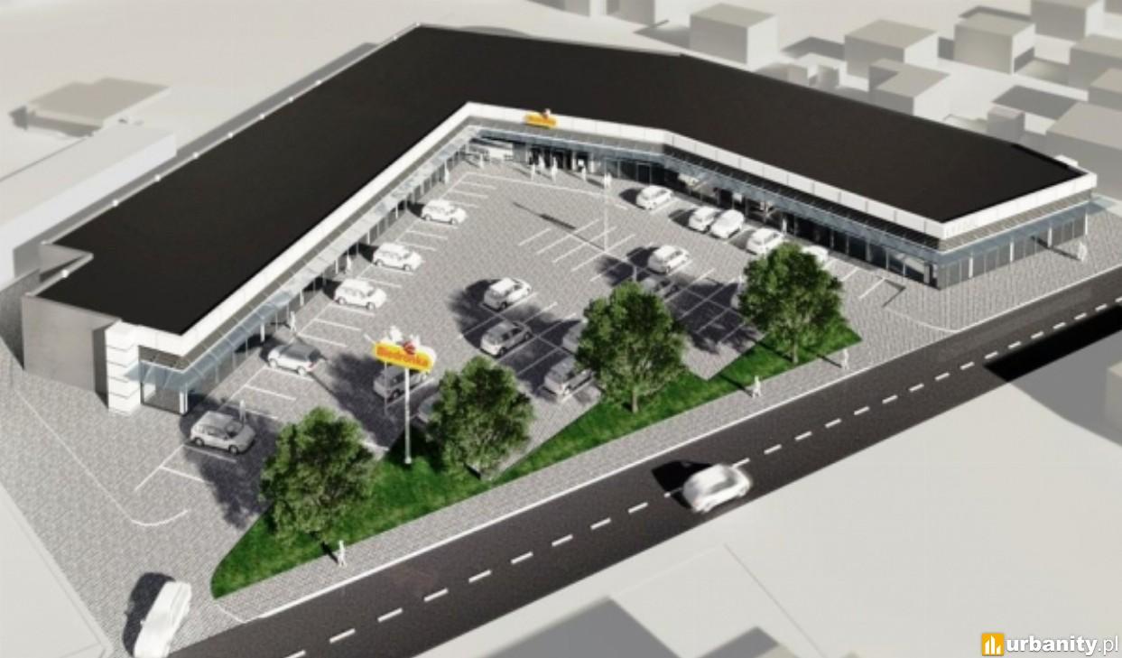 W Garwolinie wybudowany zostanie park handlowy