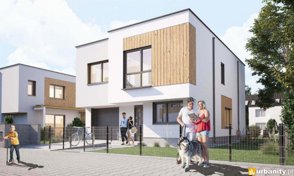 Gotowe domy jednorodzinne na warszawskich Bielanach