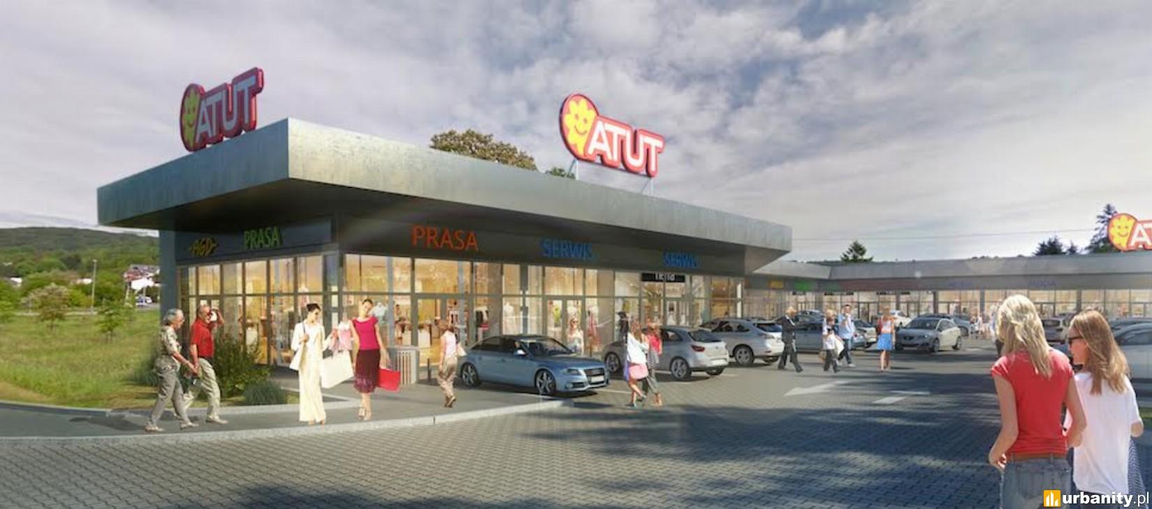 Wkrótce otwarcie dwóch nowych centrów handlowych Atut w Krakowie
