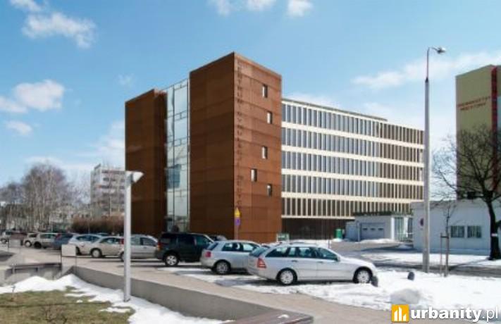 Projekt Centrum Symulacji Medycznej Uniwersytetu Medycznego w Poznaniu