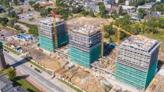 Pierwsza Dzielnica w Katowicach - zdjęcie wrzesień 2020 r.