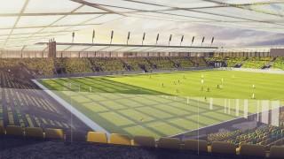 Koncepcja nowego stadionu w Katowicach
