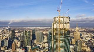 Varso Tower już najwyższy w Polsce, niebawem w Unii Europejskiej