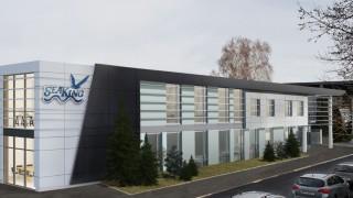 Projekt nowej siedziby firmy SeaKing