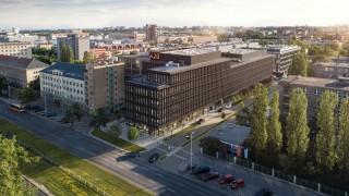 Biurowiec X20 w Warszawie - wizualizacja