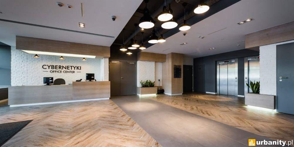Moventum na dłużej w biurowcu Cybernetyki Office Center