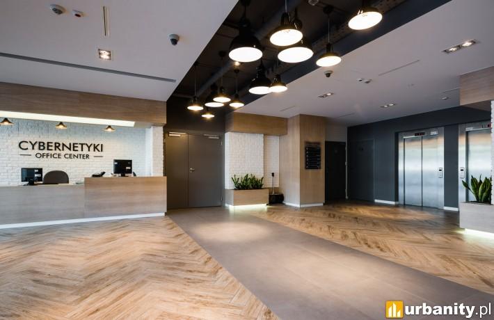 Biurowiec Cybernetyki Office Center