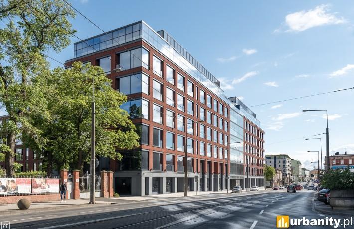 Giant Office w Poznaniu (fot. Przemysław Turlej)