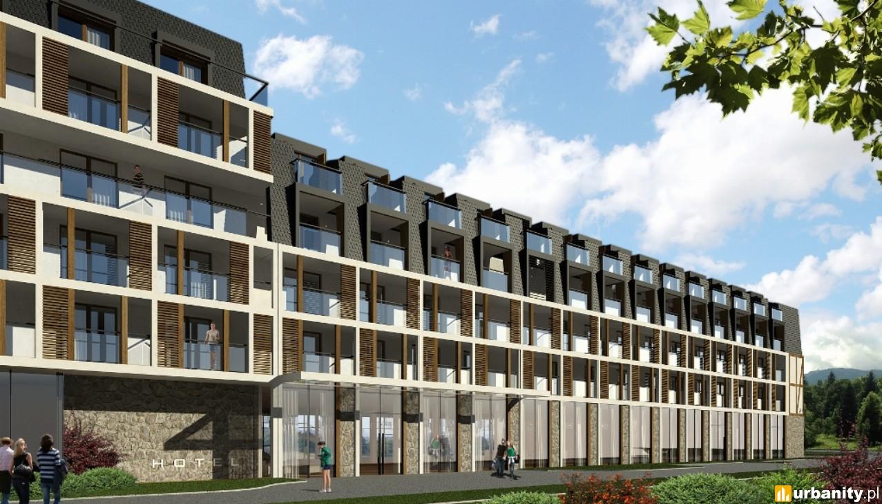 Najbardziej prestiżowa realizacja hotelowa w Polsce i CEE oparta o technologię modułową