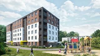 Vastbouw rozpoczął budowę osiedla przy Spiskiej w Szczecinie